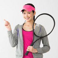 テニススクール体験レッスン募集中